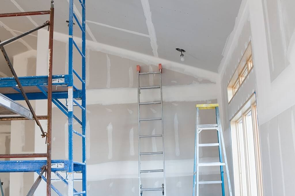 How to Set a 40 foot Werner Extension Ladder by Yourself