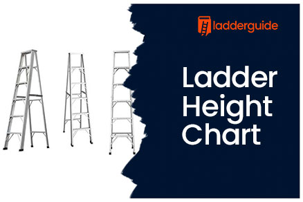 Ladder Height Chart